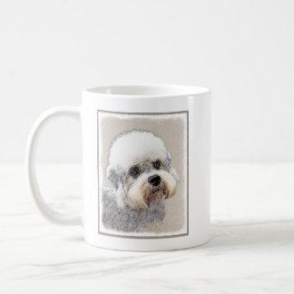 Dandie Dinmont Terrier, das ursprüngliche Kaffeetasse