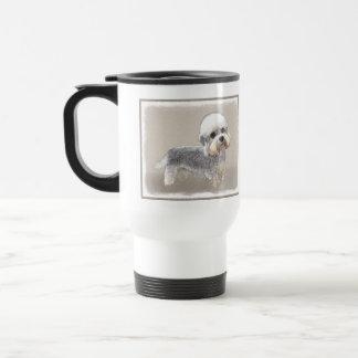 Dandie Dinmont Terrier, das ursprüngliche Reisebecher