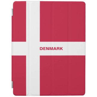 Dänemark-Flagge iPad intelligente Abdeckung iPad Hülle