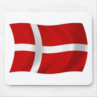 Dänemark-Flagge Mousepad