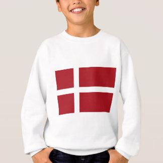 Dänemark-Flagge Sweatshirt