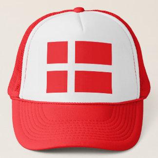 Dänemark, Flagge Truckerkappe