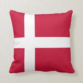 Dänemark-Flaggen-Wurfs-Kissen Kissen