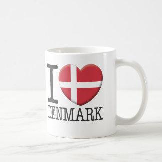 Dänemark Kaffeetasse