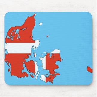 Dänemark-Land Mauspads