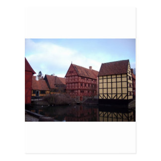 Dänemark-Reisen Postkarte