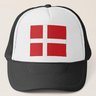 Dänemark-Staatsflagge Truckerkappe
