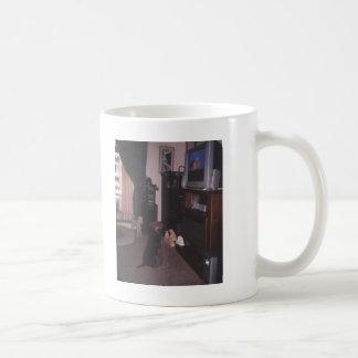 Danfernsehen Kaffeetasse