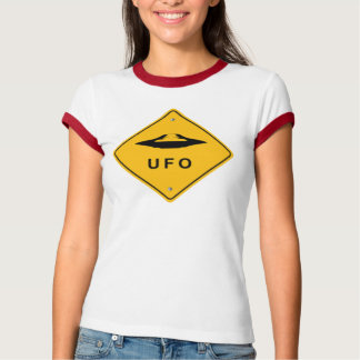DANGER UFO T-Shirt