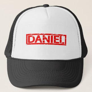 Daniel-Briefmarke Truckerkappe