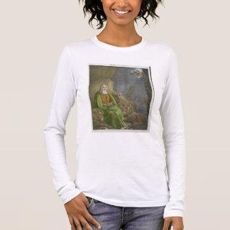 Daniel in der Höhle der Löwen, von einer Bibel Langarm T-Shirt