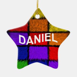 DANIEL KERAMIK Stern-Ornament