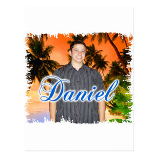 Daniel Postkarte