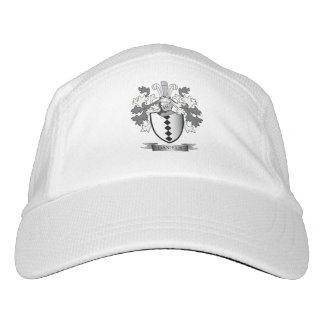 Daniels Familienwappen-Wappen Headsweats Kappe