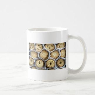 Dänische Butterplätzchen Kaffeetasse
