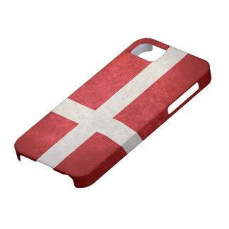 Dänische Flagge iPhone 5 Case