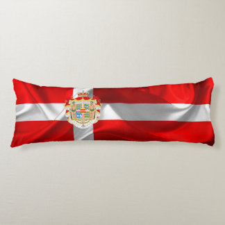 Dänische Flagge Seitenschläferkissen