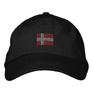 Dänische Kappe - dänischer Flaggen-Hut