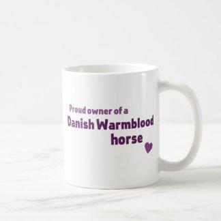Dänische Warmblood Pferd Kaffeetasse