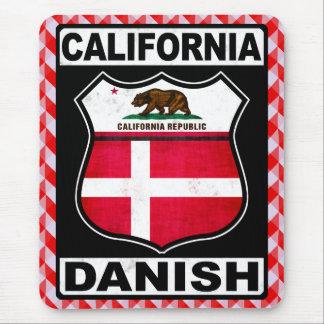 Dänischer Amerikaner Mousemat Kaliforniens Mauspads