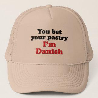 Dänisches Gebäck 2 Truckerkappe