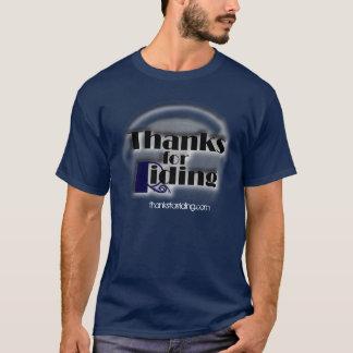 Dank für reitenT - Shirt