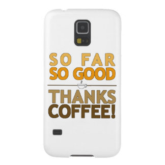 Dank-Kaffee Samsung Galaxy S5 Hülle