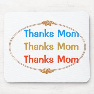 Dank-Mamma: Mutter-Tag Mauspad