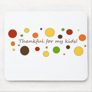 Dankbar für meine Kinder! Mauspads