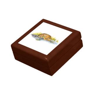 Dankbarkeit für Wasser-Schmuck-Geschenkboxen Erinnerungskiste