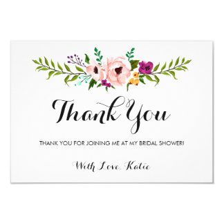 Thank You - Flower Crown