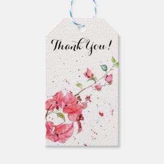 Danke Blumengeschenk-Umbauten Geschenkanhänger