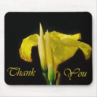Danke - Cannas Mauspad