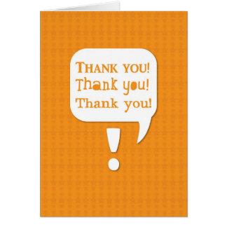 DANKE danke danken Ihnen! danke Karte
