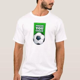 danke Fußballtrainer T-Shirt