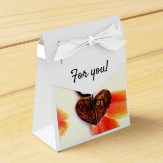 Danke Hochzeits-Leckereikästen Geschenkschachtel