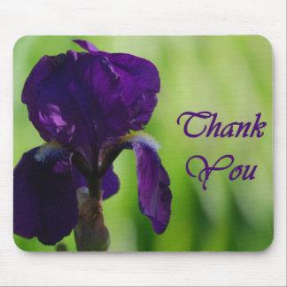 Danke - Iris Mousepads