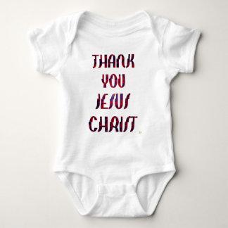 Danke JESUS Baby Strampler