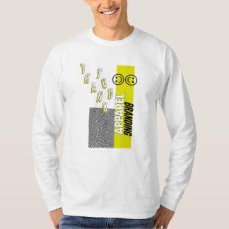 danke langer Hülsen-T - Shirt