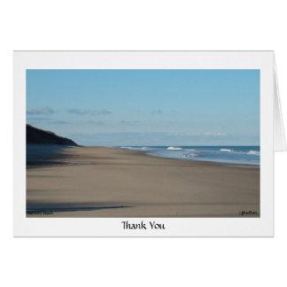 Danke - marconi Strand Karte