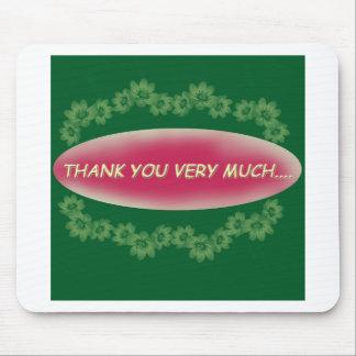 danke ........................ mousepads