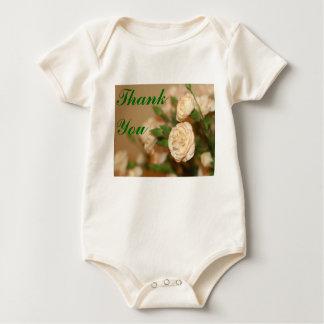 Danke Säugling onsie Strampler
