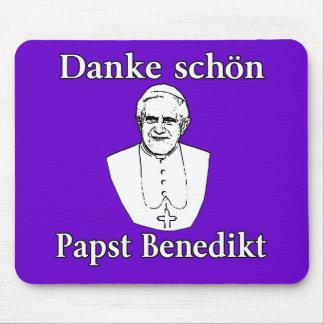 Danke Schon Papst Benedikt Mauspads