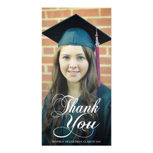 Danke Script, Abschluss-Foto-Karten zu überlagern Fotokarten