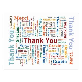 Dankeskarten von Zazzle