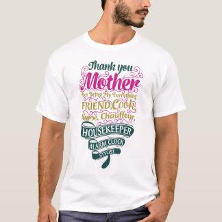 Danke zu bemuttern T-Shirt