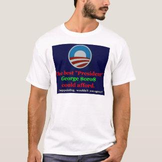 Danken Sie George für seine Unterstützung! T-Shirt
