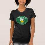 Danken Sie Gott, den es März - T - Shirt St.-Paddy
