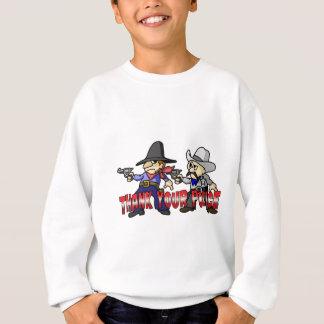 Danken Sie Ihrer Polizei Sweatshirt