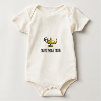 dankt Edison Baby Strampler